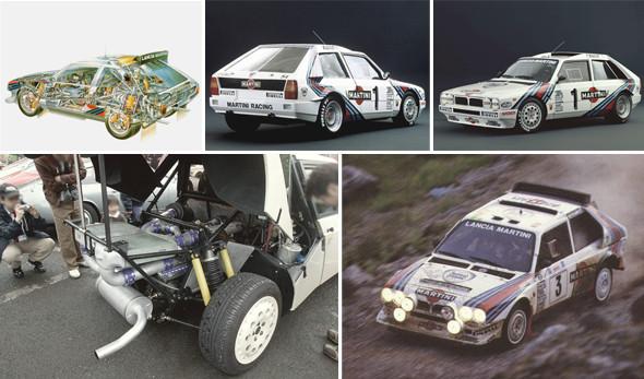 В ответ компания Lancia