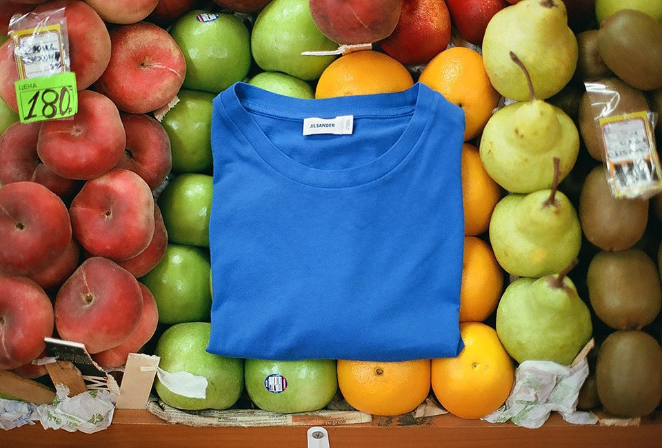 Самый сок: Ревизия цветных футболок. Изображение № 1.