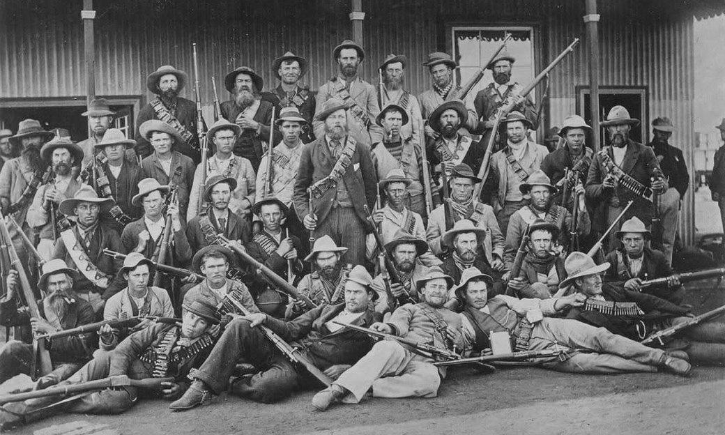 Эволюция маскировочного костюма и история снайперов в XX веке. Изображение № 3.