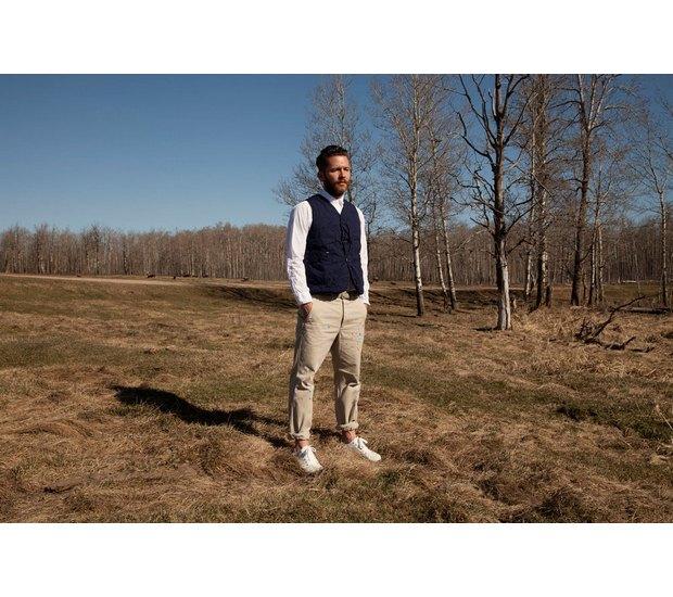 Канадский ритейлер Haven выпустил лукбук весенней коллекции одежды. Изображение № 13.