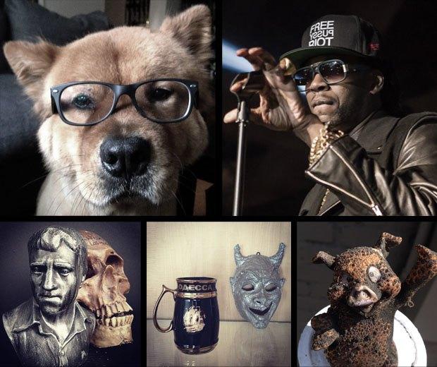Дизайнеры марок и эксперты стиля в Instagram. Изображение № 4.