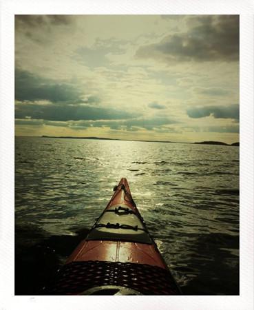 Фоторепортаж: Как я плавал на каяке. Изображение №32.