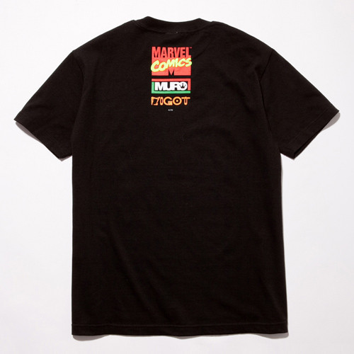 Новая коллекция футболок с персонажами Marvel Comics. Изображение № 4.