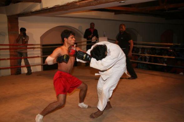 Индийское правительство одобрило развитие клубов подпольного бокса. Изображение № 2.