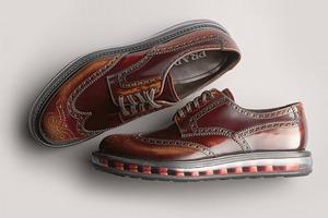 Марка Cole Haan выпустила две новые модели обуви с подошвой кроссовок Nike Lunar. Изображение № 9.