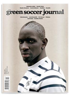 Special Issue: Футбольный журнал The Green Soccer Journal. Изображение № 2.