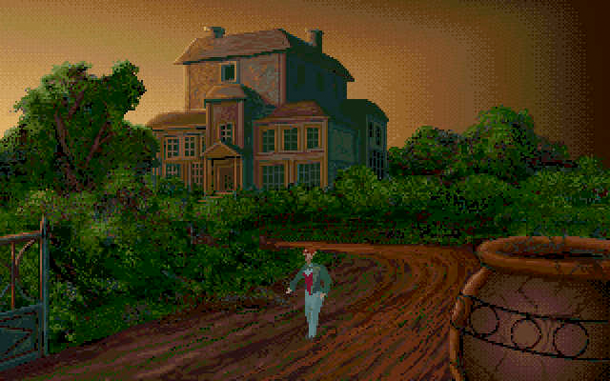 Atari готовит перевыпуск хорроров Alone in the Dark и Haunted House. Изображение № 1.