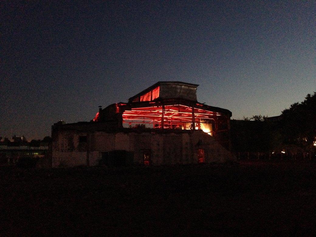 Фоторепортаж: Фестиваль Outline на Карачаровском механическом заводе. Изображение № 8.