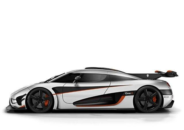 Компания Koenigsegg показала первые изображения самого быстрого в мире автомобиля. Изображение № 2.
