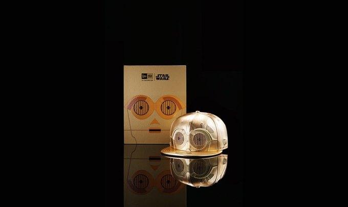 New Era выпустила коллекцию бейсболок по мотивам «Звёздных войн». Изображение № 4.