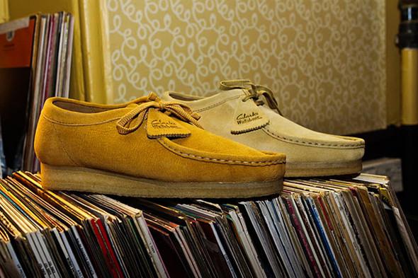 Новая коллекция обуви Clarks Originals. Изображение № 10.