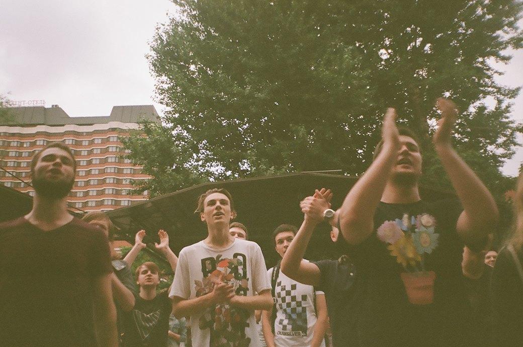 Парк-лайв: Фоторепортаж с фестиваля Матрошка. Изображение № 1.