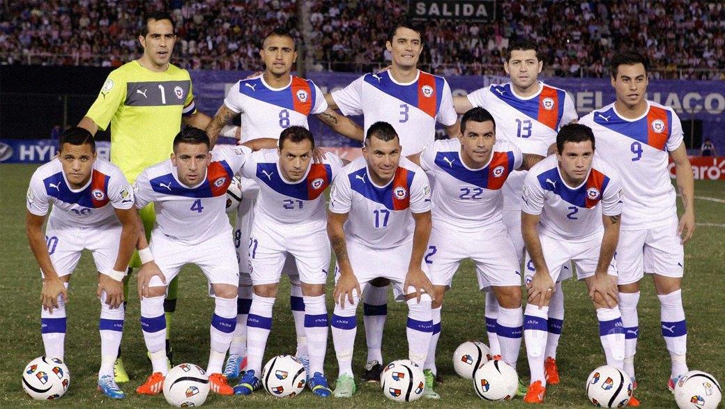 Красная угроза: Чего ждать от сборной Чили на чемпионате мира. Изображение № 2.