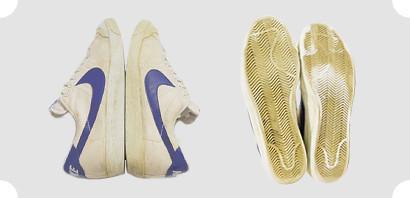 Эволюция баскетбольных кроссовок: От тряпичных кедов Converse до технологичных современных сникеров. Изображение № 27.