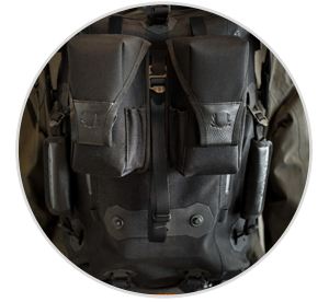 Инвентарь: Модульный рюкзак фирмы Ember. Изображение № 3.