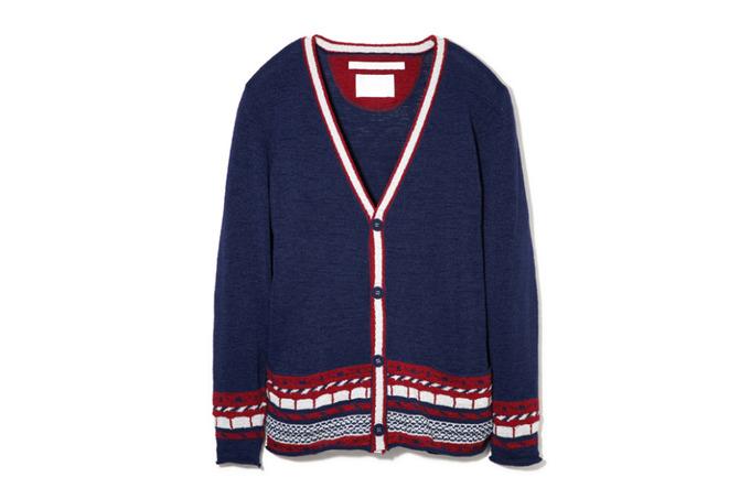 Японская марка White Mountaineering представила весеннюю коллекцию одежды. Изображение № 8.