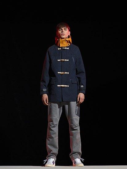 Марка Adidas Originals и дизайнер Казуки Кураиши запустили новую линейку одежды. Изображение № 16.