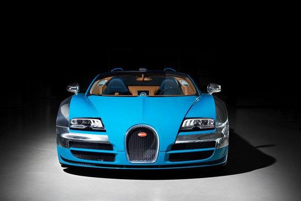 Bugatti представили новый суперкар, созданный в честь гонщика Meo Костантини. Изображение № 2.