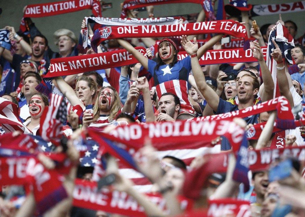Его величество соккер: Как футбол становится популярным в США. Изображение № 2.