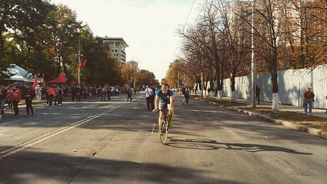 Кишинёвские протесты глазами местного жителя. Изображение № 2.