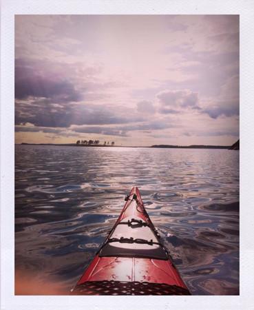 Фоторепортаж: Как я плавал на каяке. Изображение №2.