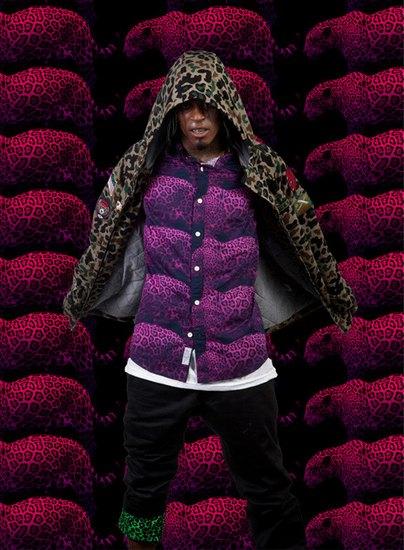 Марка Mishka опубликовала лукбук осенней коллекции одежды. Изображение № 18.