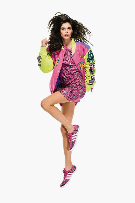 Джереми Скотт разработал новую коллекцию для Adidas Originals . Изображение № 2.