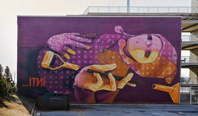 Google Street Art: Онлайн-музей граффити под открытым небом. Изображение № 16.