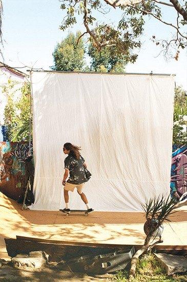 Марка Stussy выпустила второй весенний лукбук. Изображение № 9.