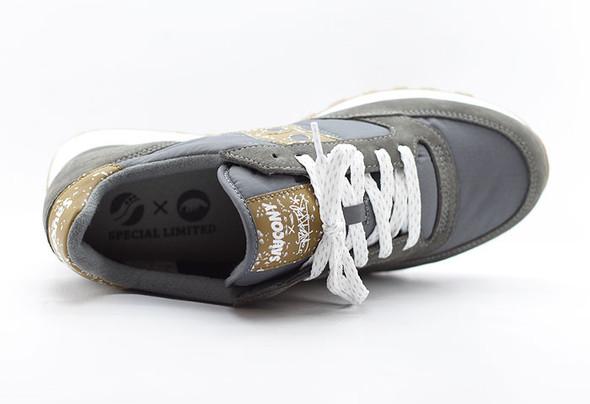 Совместная коллекция кроссовок Saucony и русской марки Anteater. Изображение № 4.