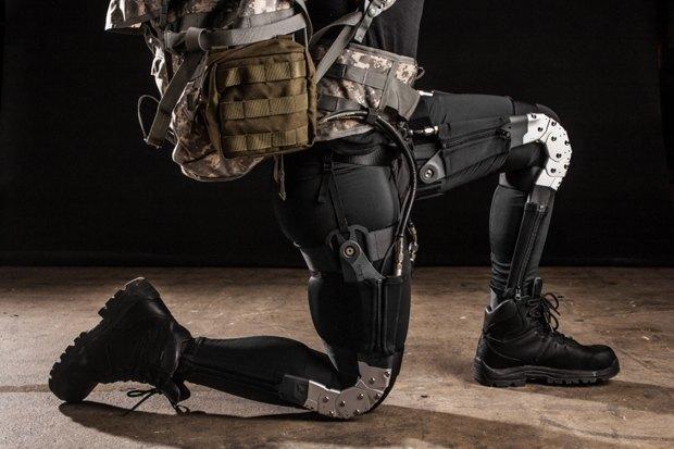 Агентство DARPA разрабатывает новый робокостюм для солдата. Изображение № 1.