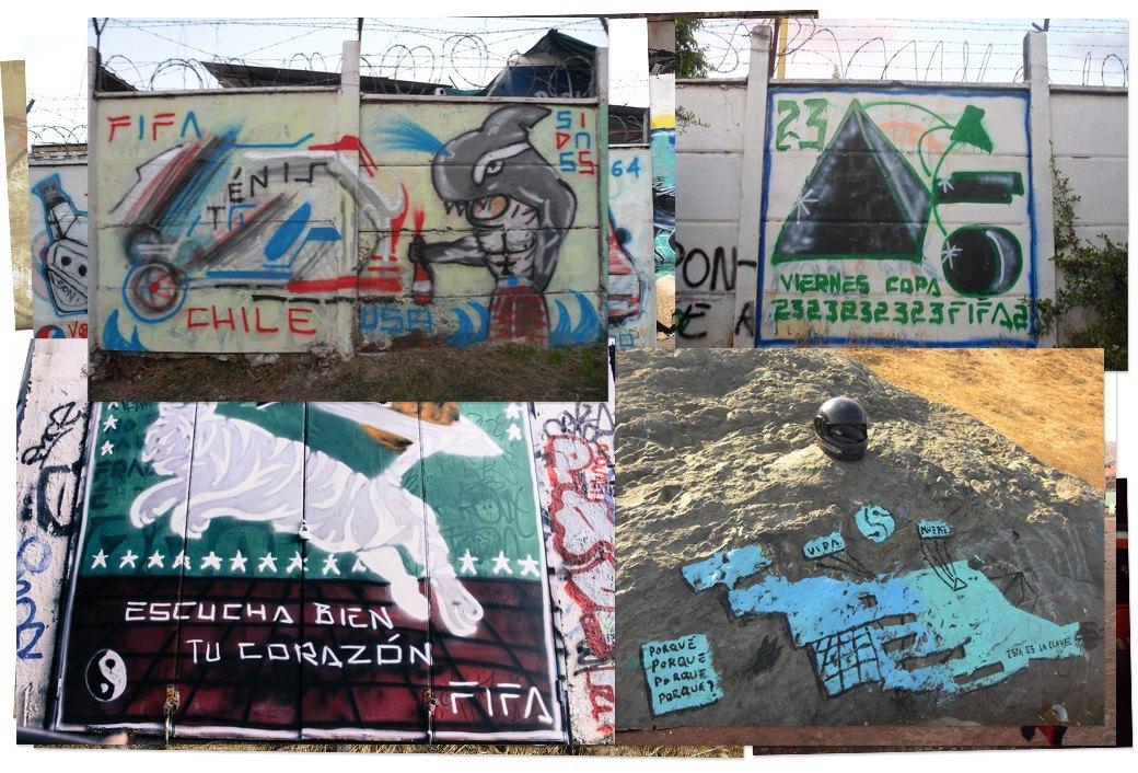 Банда аутсайдеров: Как уличные художники возвращают искусству граффити дух протеста, часть 2. Изображение № 15.