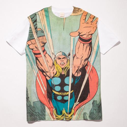 Новая коллекция футболок с персонажами Marvel Comics. Изображение № 7.