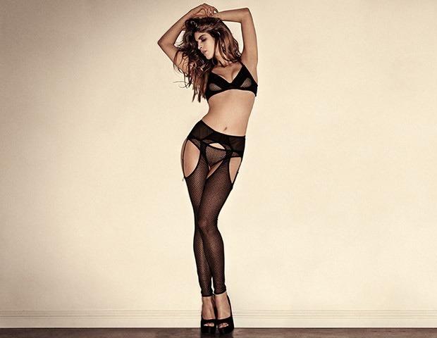 Модель Элени Ти снялась в рекламе марки Lascivious. Изображение № 7.