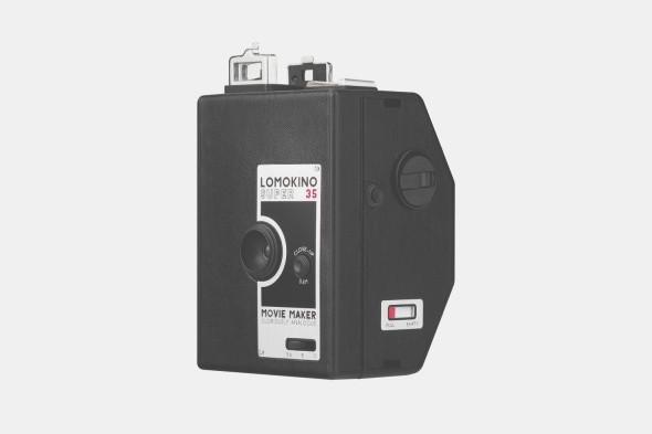 Сообщество Lomography выпустило видеокамеру Lomokino. Изображение № 5.