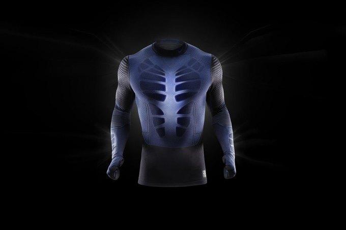 Nike начнут выпускать новое термобелье Hyperwarm Flex. Изображение № 1.