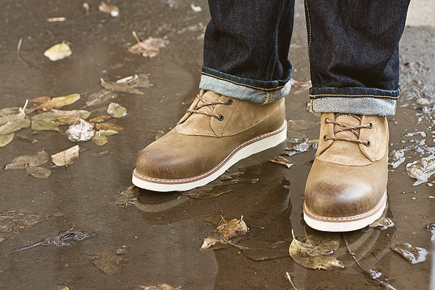Новая марка: Кроссовки и осенние ботинки Apparel Bear Company. Изображение № 8.