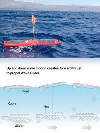Плавучий робот добрался от берегов Америки до Австралии. Изображение № 8.