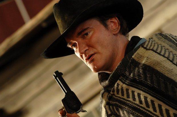 Тарантино сам снимется в своем новом фильме «Джанго освобожденный». Изображение № 2.