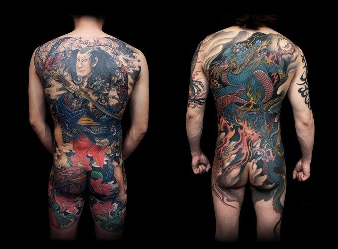 Путеводитель по культуре японских татуировок. Изображение № 10.