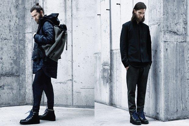 Аутдор: Технологичная одежда для альпинистов как новый тренд в мужской моде. Изображение № 12.
