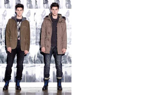 Мужские лукбуки: Zara, H&M, Pull and Bear и другие. Изображение № 26.
