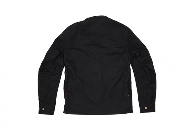 Марка Vanson представила куртку в коллаборации с Iron & Resin. Изображение № 6.