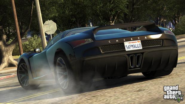 Опубликованы новые скриншоты игры GTA V. Изображение № 8.