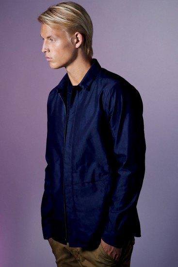 Марка Stone Island опубликовала лукбук весенней коллекции одежды своей линейки Shadow Project. Изображение № 6.