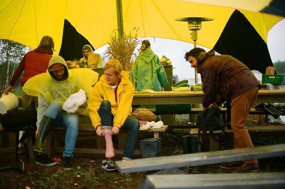 Фоторепортаж: Как редакторы FURFUR съездили на рыбалку. Изображение № 9.