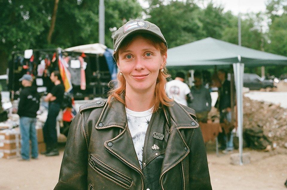 Фоторепортаж с мотошоу Swap Meet. Изображение № 11.