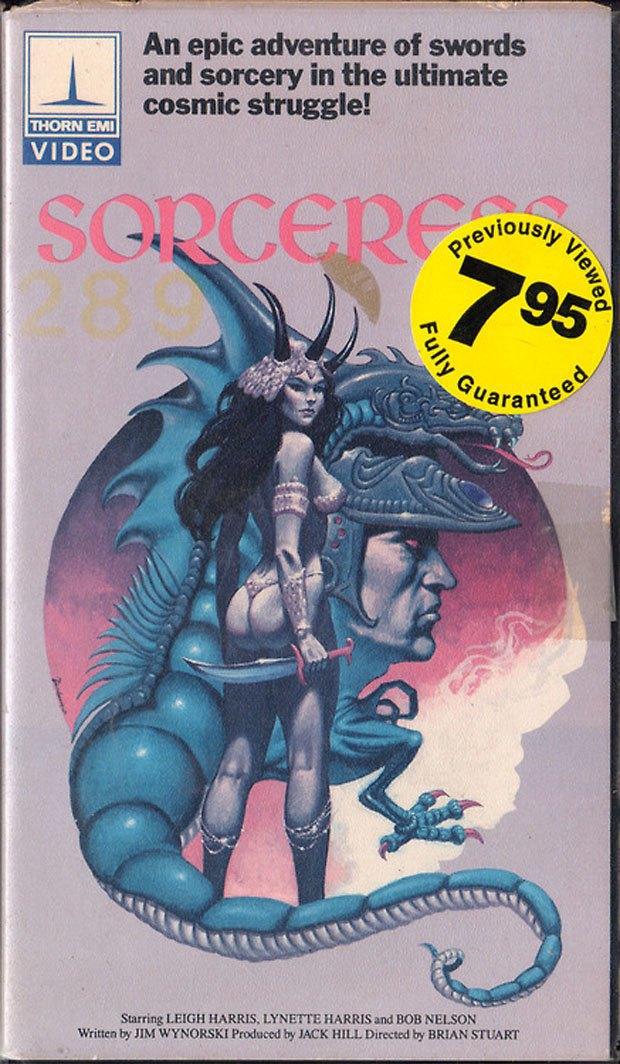 VHS Cover Junkie: Tumblr-блог коллекционера обложек видеокассет . Изображение № 52.