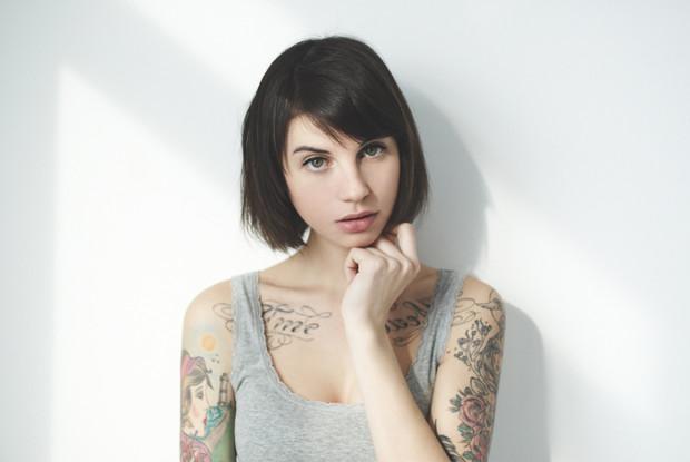На игле 2: Еще пять девушек рассказывают о своих татуировках. Изображение № 35.