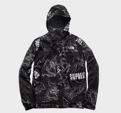 Supreme и The North Face выпустили капсульную коллекцию одежды. Изображение № 7.